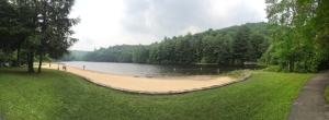 Beartree Lake Pano