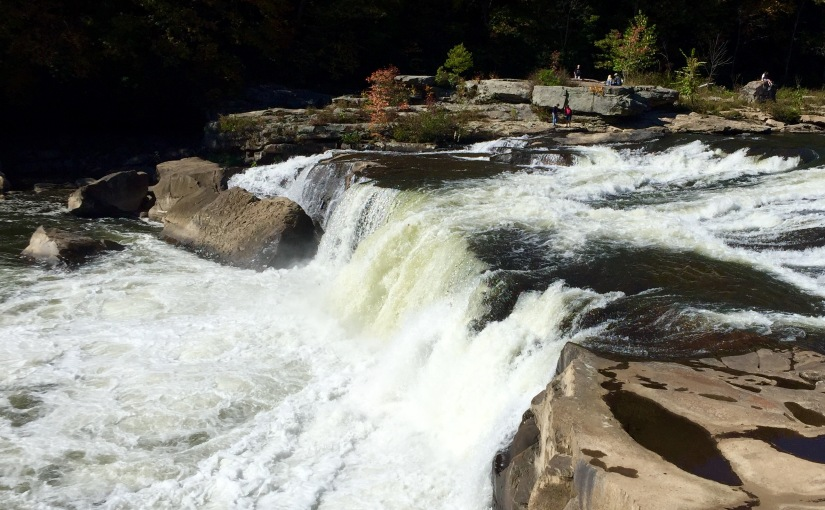 October 12 – Ohiopyle & The GAP