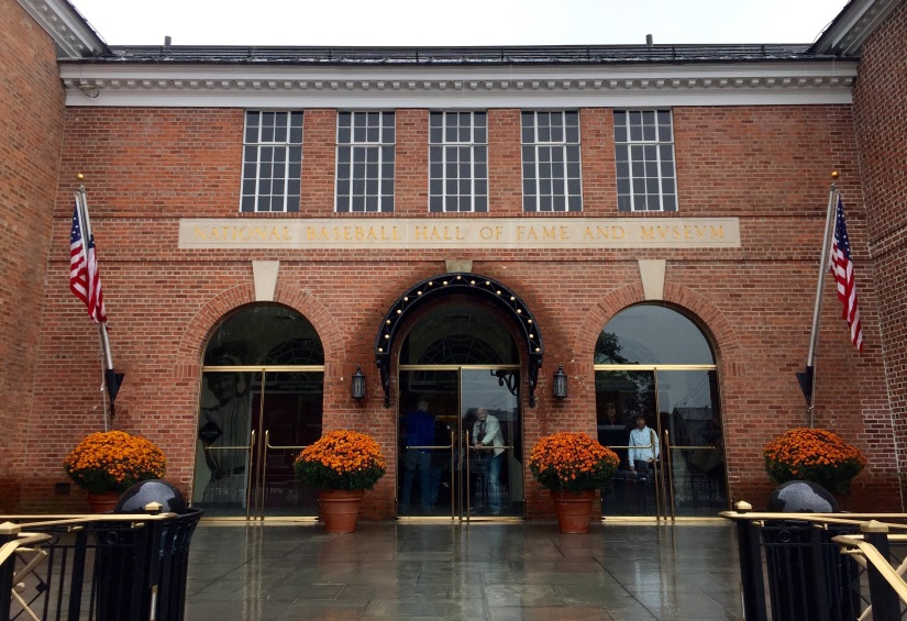 Cooperstown's Baseball Hall of Fame