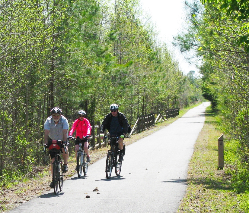 Bicycling and More