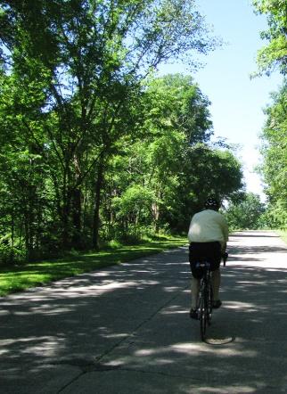 BikingShadyLane139