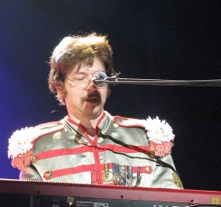 John in the Sgt. Pepper era