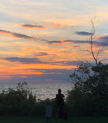 Lake Erie State Park,NY
